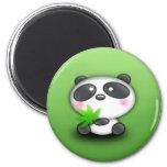 Panda Cub Refrigerator Magnet