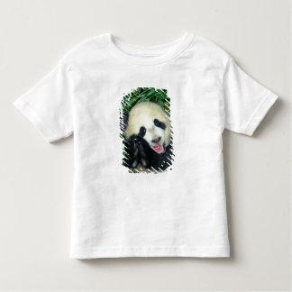Panda cub, Wolong, Sichuan, China Toddler T-shirt