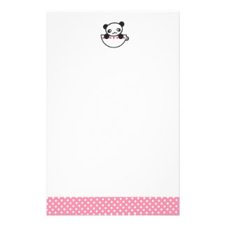 Panda Cup Stationery