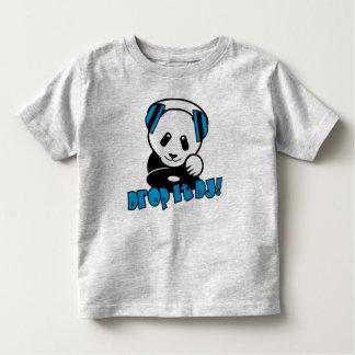 ¡Panda de DJ - cáigala DJ! Playera