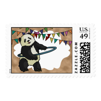 Panda de Hoola Hooping