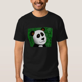 Panda de Joel Anderson Playera