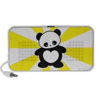 Panda de Kawaii Altavoces