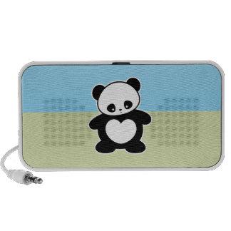 Panda de Kawaii iPhone Altavoces