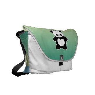 Panda de Kawaii Bolsa De Mensajería