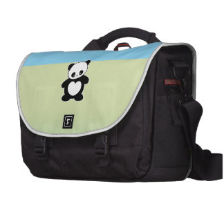 Panda de Kawaii Bolsa De Ordenador