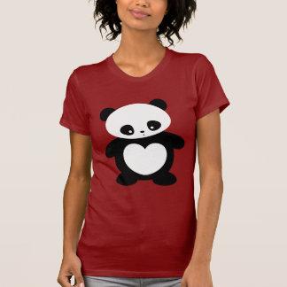 Panda de Kawaii Camisas