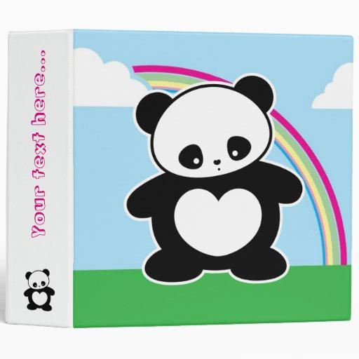 """Panda de Kawaii Carpeta 2"""""""