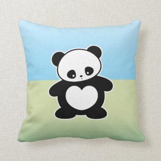 Panda de Kawaii Cojin