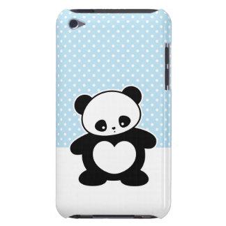 Panda de Kawaii iPod Case-Mate Cárcasa