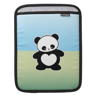 Panda de Kawaii Funda Para iPads