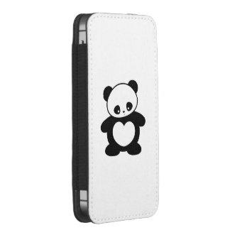 Panda de Kawaii Funda Para iPhone 5