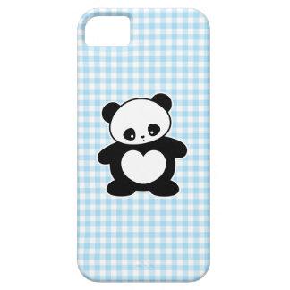 Panda de Kawaii Funda Para iPhone 5 Barely There