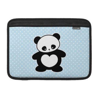 Panda de Kawaii Fundas MacBook