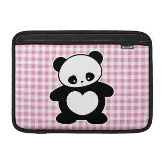 Panda de Kawaii Fundas Para Macbook Air