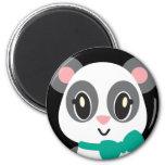 Panda de Kawaii Imán