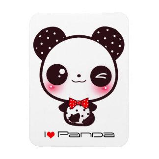 Panda de Kawaii Imanes Flexibles