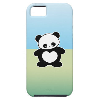 Panda de Kawaii iPhone 5 Carcasa