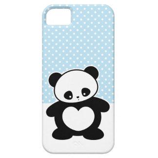 Panda de Kawaii iPhone 5 Carcasas