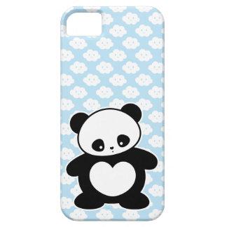 Panda de Kawaii iPhone 5 Case-Mate Carcasas