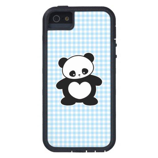 Panda de Kawaii iPhone 5 Case-Mate Funda
