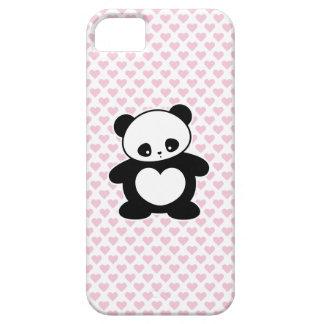 Panda de Kawaii iPhone 5 Fundas