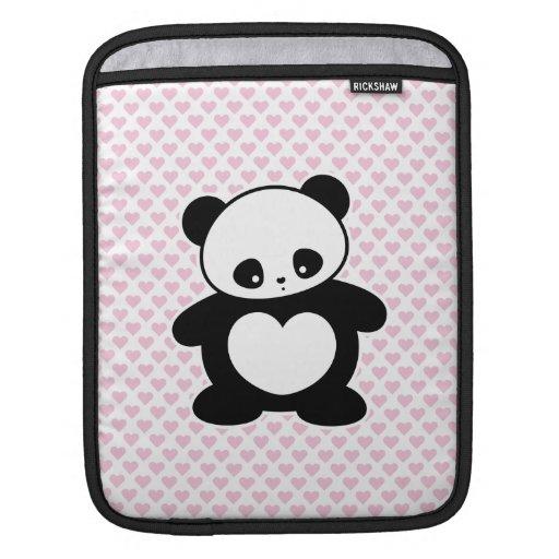 Panda de Kawaii Manga De iPad