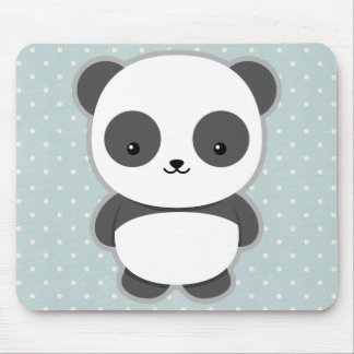Panda de Kawaii Mousepad
