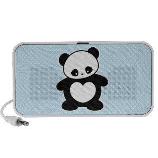 Panda de Kawaii Mp3 Altavoces