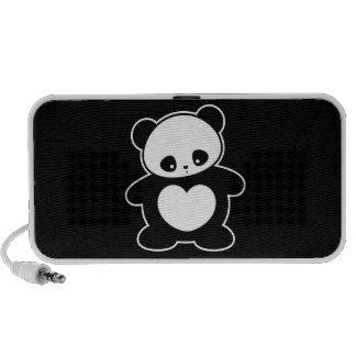 Panda de Kawaii PC Altavoces