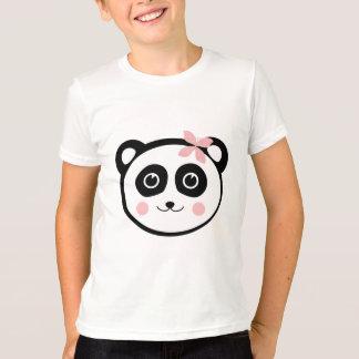 Panda de Kawaii Playera