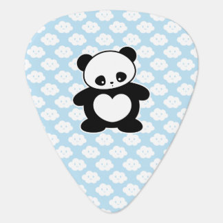 Panda de Kawaii Plumilla De Guitarra