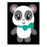 Panda de Kawaii Postales