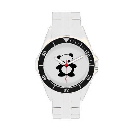Panda de Kawaii Reloj De Mano