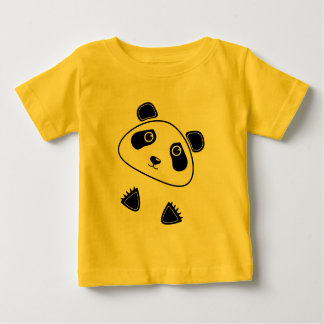 Panda de Kawaii Remera