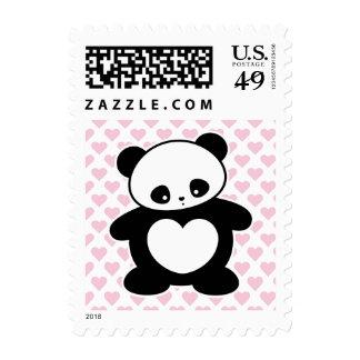 Panda de Kawaii Franqueo