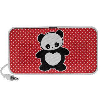 Panda de Kawaii Sistema De Altavoz