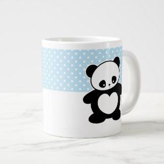 Panda de Kawaii Tazas Extra Grande