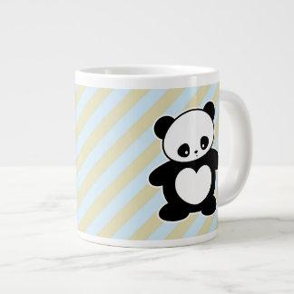 Panda de Kawaii Taza Jumbo