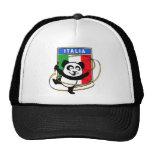 Panda de la gimnasia rítmica de Italia Gorras
