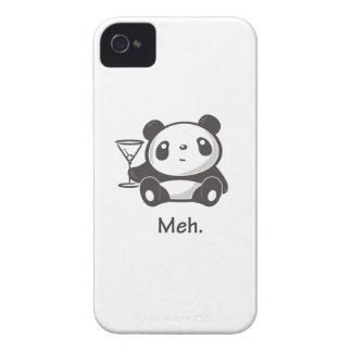 Panda de Meh iPhone 4 Case-Mate Protector