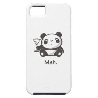 Panda de Meh iPhone 5 Carcasas