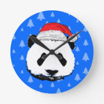 Panda de Navidad Relojes
