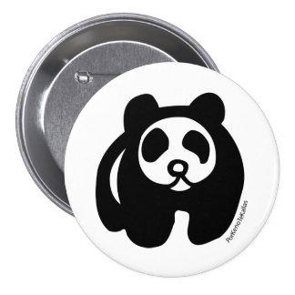 panda de Oso Pins