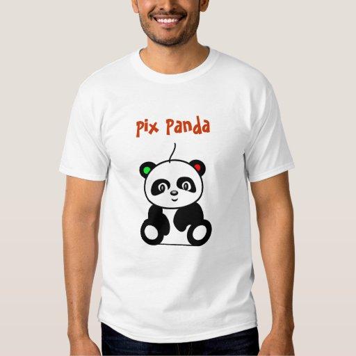 Panda de Pix Playera