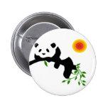 Panda. de reclinación pin redondo de 2 pulgadas