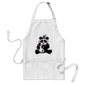 Panda de Tao Delantal