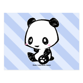 Panda de Weetle Postal