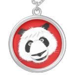 ¡Panda del amor! Colgante