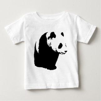 Panda del arte pop playeras